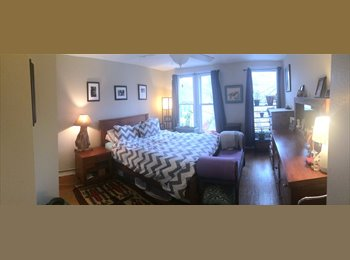 New Roommate Needed for Master Bedroom