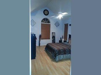 EasyRoommate US - master bedroom w/full bath - Norfolk, Norfolk - $800