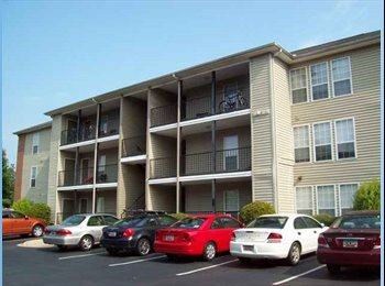 EasyRoommate US - Tillman Place Apartment-Clemson, SC- Summer '15 - Greenville, Greenville - $1360
