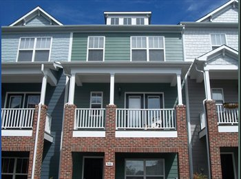 EasyRoommate US - PERFECT ROOM FOR RENT IN CARY PARK TOWNHOME! - Raleigh, Raleigh - $850