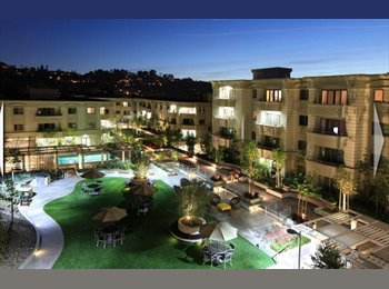 EasyRoommate US - Furnished 1 Bedroom with Private Bath STUDIO CITY - Studio City, Los Angeles - $1250
