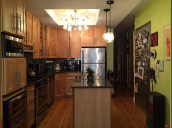 EasyRoommate US - Furnished Rm pvt bath WIC in furnished garden apt - Bedford Stuyvesant, New York City - $1700