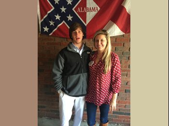 EasyRoommate US - Ryan  - 19 - Tuscaloosa
