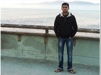 EasyRoommate US - Shobhit   - 26 - Central Jersey