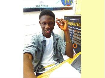 Alijah - 18 - Student