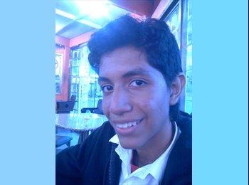 Eduardo  - 18 - Estudiante