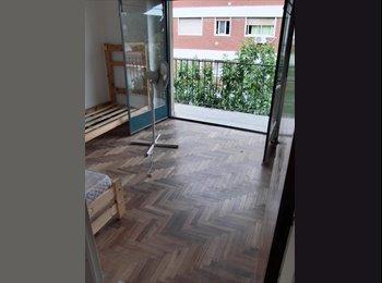 CompartoDepto AR - Se alquila habitacion para 1 o 2 personas - Balvanera, Capital Federal - AR$2800