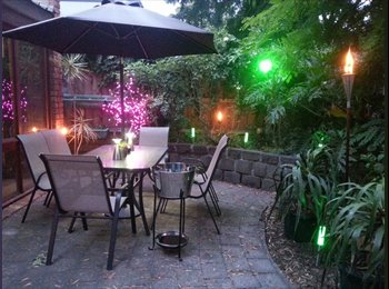 South Yarra - Townhouse Share