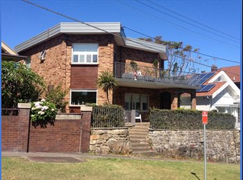 EasyRoommate AU - single room in 6 bedroom house with a pool in coogee to rent - Coogee, Sydney - $240