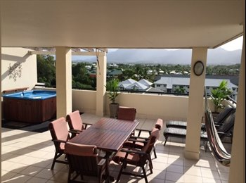 EasyRoommate AU - Inner City Penthouse - Cairns, Cairns - $280