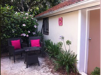 EasyRoommate AU - Affordable Luxury - Your Own Pool View Studio Room - Wahroonga, Sydney - $290