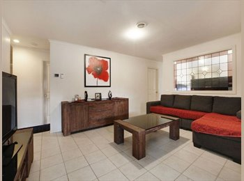 EasyRoommate AU - Short term only - Family house in Monash Clayton - Clayton, Melbourne - $130
