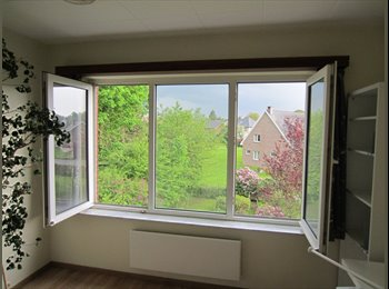Appartager BE - nice small studio furnished, quiet green area, P - Woluwe Saint Lambert - Sint Lambrechts Woluwe, Bruxelles-Brussel - €450