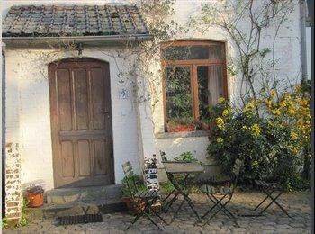 Appartager BE - Chambres dans maison partagée proche de LLN - Louvain-la-Neuve, Louvain-la-Neuve - €250