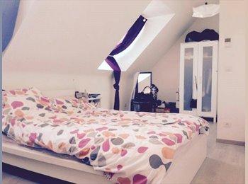 Appartager BE - CHB Tout Confort SDB Privée dans Eco-Maison Neuve - Bruxelles-Brussel, Bruxelles-Brussel - €525