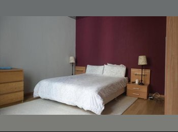 Appartager BE - large 4 bedroom house-share for rent near metro - Jette, Bruxelles-Brussel - €2000