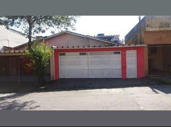 EasyQuarto BR - REPUBLICA ESTUDANTES/TRABALHADORES - Butantã, São Paulo capital - R$650