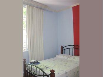EasyQuarto BR - Couple Room - Quarto de Casal - Next Beach - Praia - Copacabana, Rio de Janeiro (Capital) - R$3000