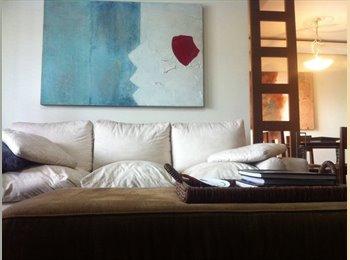 EasyQuarto BR - Suite em apartamento de 150m² no Morumbi. - Morumbi, São Paulo capital - R$1200