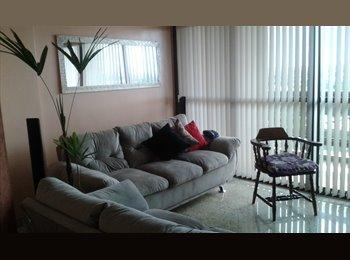 EasyQuarto BR - otimo apto com quarto arejado - Ouro Preto, Belo Horizonte - R$900