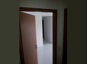 EasyQuarto BR - Quarto em apartamento, sou o proprietário. - Recife, Recife - R$550
