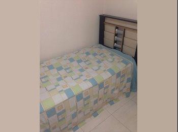 EasyQuarto BR - Alugo quarto mobiliado em apartamento q moro !! - São José dos Campos, São José dos Campos - R$600