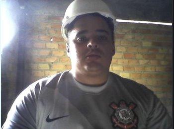 EasyQuarto BR - Rodrigo - 26 - Vale dos Sinos
