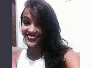 EasyQuarto BR - Ingrid - 19 - Feira de Santana