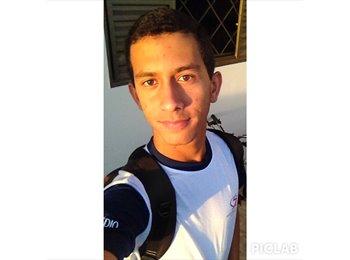 EasyQuarto BR - Vitor - 18 - Goiânia