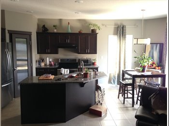 EasyRoommate CA - Looking for a fun and friendly roommate. - West, Edmonton - $650