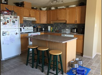 EasyRoommate CA - Looking to share my  Southside, 3 bedroom duplex! - South West, Edmonton - $750