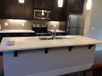 Executive Townhouse Condo with a Female