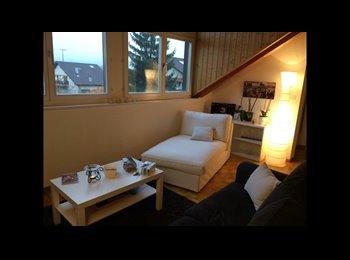 EasyWG CH - Cherche une colocataire à Gland - Lausanne, Lausanne - CHF1500
