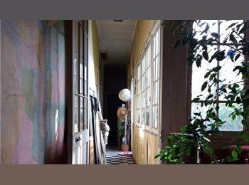 CompartoDepto CL Room for Rent, looking for a foreigner student or tourist. - Providencia, Santiago de Chile - CH$210000 por Mes,CH$48465 por Semana - Foto 1