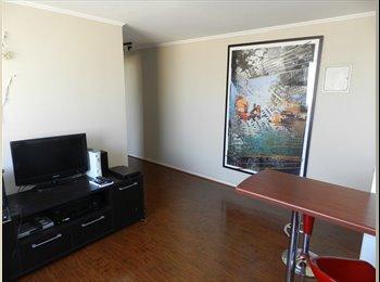 CompartoDepto CL  2 habitaciones Santiago Centro DESDE 1 FEB 2015 - Santiago Centro, Santiago de Chile - CH$180000 por Mes - Foto 1