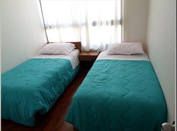 Arriendo habitacion en Santiago centro