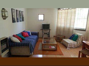 CompartoDepto CL - Soledad - Santiago Centro, Santiago de Chile - CH$*