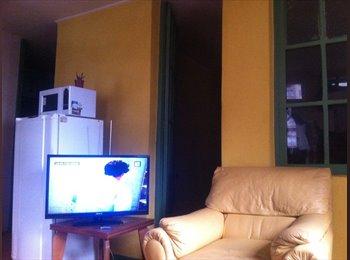 Tengo habitación en Brasil con San Pablo!