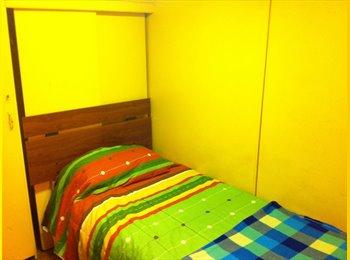 CompartoDepto CL - Arriendo habitacion con pension completa Viña - Viña del Mar, Valparaíso - CH$*