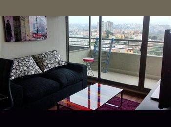 CompartoDepto CL - Comparto depto en Viña del Mar - Viña del Mar, Valparaíso - CH$*