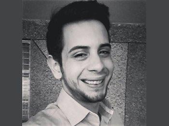 Andres - 21 - Estudiante