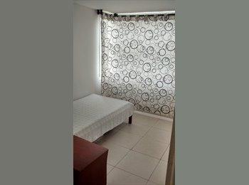 CompartoApto CO - habitacion en apto amoblado - Zona Occidente, Bogotá - COP$300