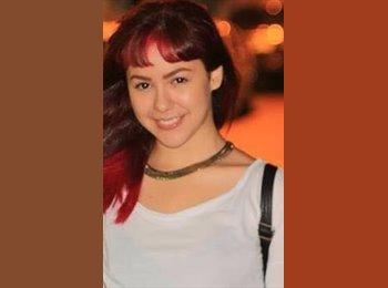 Maria - 20 - Estudiante