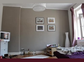 EasyWG DE - Helles Zimmer in Altbauwohnunge - Altona - Bahrenfeld, Hamburg - €545