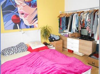 EasyWG DE -  Schönes 14m² Zimmer in 2erWG zu vermieten! - Wehlheiden, Kassel - €165