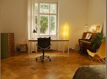 EasyWG DE - Schönes grosses Zimmer frei für erstmal 1 Monat - Thalkirchen-Obersendling, München - €550