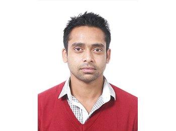 Indranil  - 26 - Student