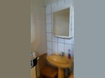 kamer met eigen toilet en douche