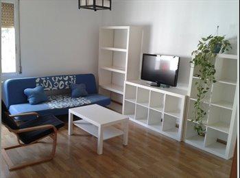 3 habitaciones en piso reformado
