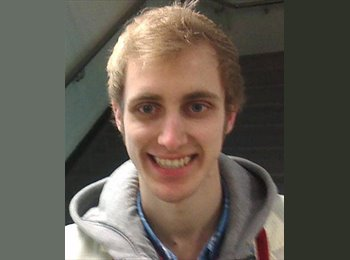 Christophe - 22 - Estudiante